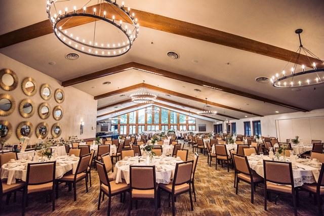 Majestic Oaks Ballroom